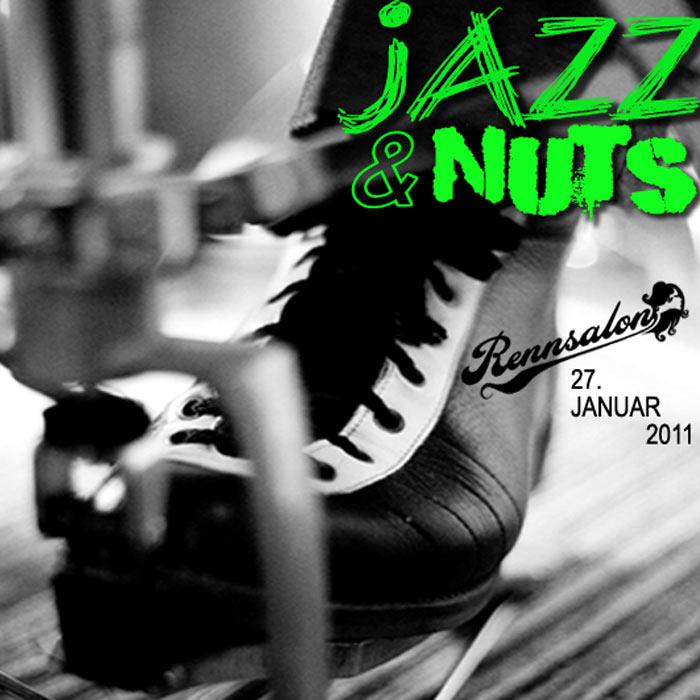 Jazz & Nuts im Rennsalon