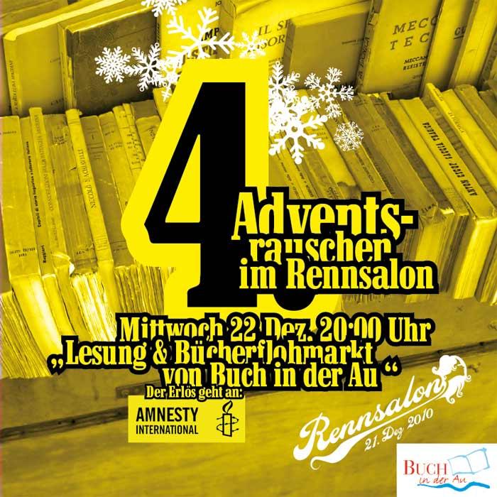 4. Adventsrauschen im Rennsalon