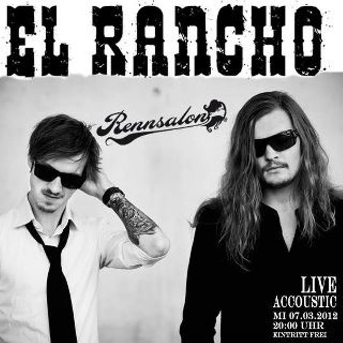 El Rancho Live am 07.03.2012 im Rennsalon