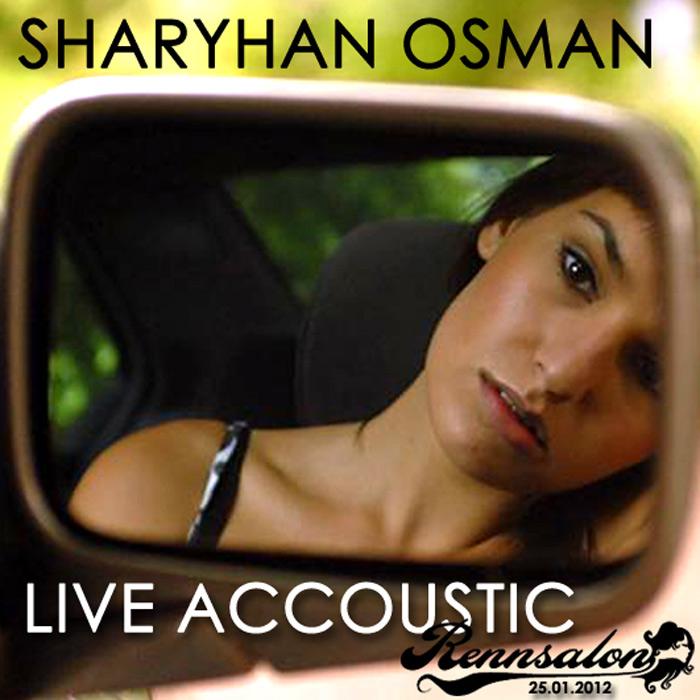 Sharyhan Osman - Live Accoustic am 25.01.2012 im Rennsalon